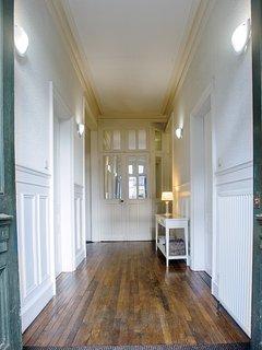Hall d'entrée. Au fil de Troyes.