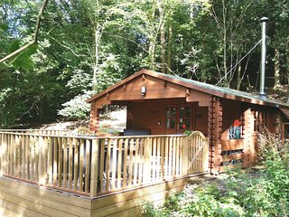 Log Cabin in Private Woodland, 2 miles from Whitby