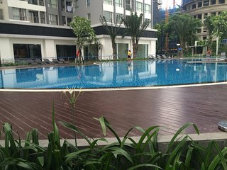 Two bedroom Vinhomes Times City Apartment in Hanoi