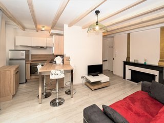 Pont Morens Annecy One-Bedroom Apartment