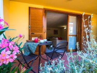 Country Resort Le Due Ruote - Appartamento Alborense nel Borgo di Alberese