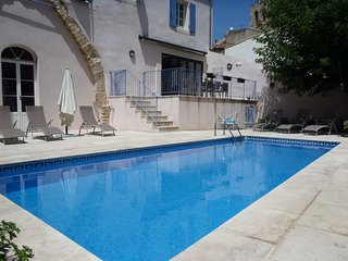 Charming village house with private salt pool for up to 8  people.