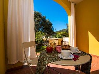 Country Resort Le Due Ruote - Appartamento Stella nel Borgo di Alberese