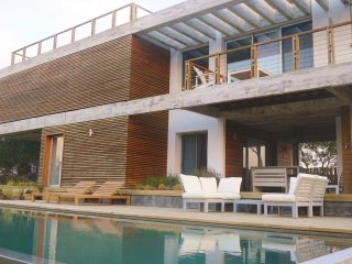 ***Tranquil modern beach house with stunning ocean views & infinity pool***