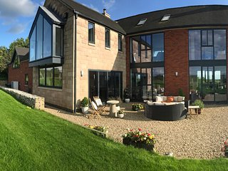 The Glass House, Atlow.