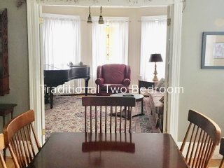 Traditional Two Bedroom - Otis Street Executive Rentals