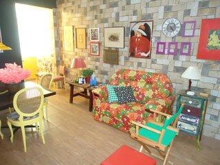 RJ009- A Suite with 2-Bedroom  in Copacabana