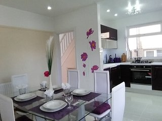Entire 3 bedroom holiday home by JR hospital