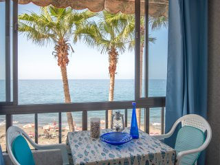Beautiful apartment with ocan view at 15m from the beach