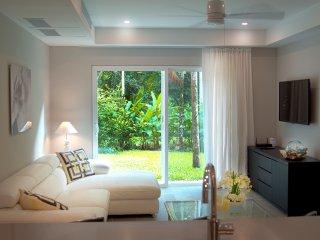 Villa Bella luxury beachfront suite