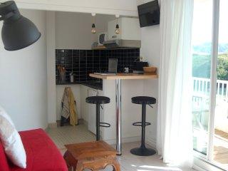 Belle Suite Apt - Balcon