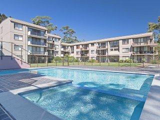 16 'The Poplars' 34 Magnus Street - unit in Nelson Bay with beautiful water view