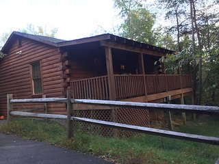 Wildberry Lodge, in the Great Smoky Mountain