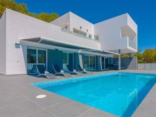 Villa Magraner en Benissa,Alicante para 8 huespedes