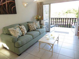 Luxurious 1 Bedroom Apartment located on Rockley Golf Resort, Barbados
