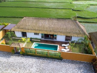 2BR Villa Jahe with Ricefield View