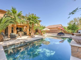 Family Oasis w/ Pool, 2 Mi to Downtown Chandler!