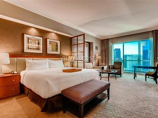 MGM Signature Penthouse Studio Suite with Balcony