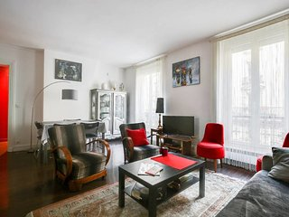 Charming 2br flat in the center of Paris