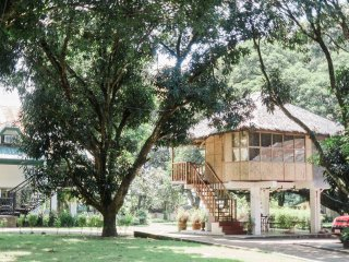 Kubo at Numana farm, your charming modern native house!