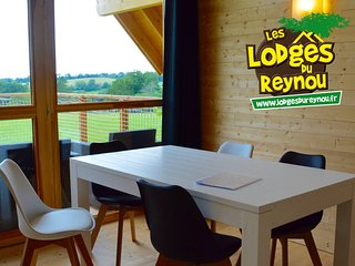 Les Lodges du Reynou  Savana Lodge