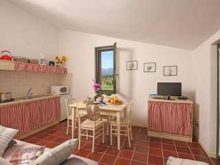 Il Melograno Raffa Two Bedroom Apt., Pool, WIFI