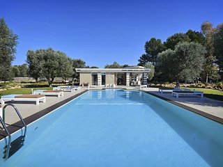Villa Baronale vacation holiday villa rental italy, apulia, puglia, large villa,