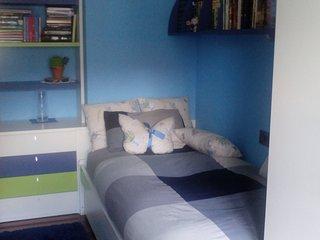 Confortable habitación con desayno