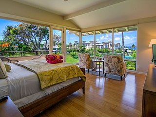 Kapalua Bay Gold! Ocean Views! Beautiful Upgrades!