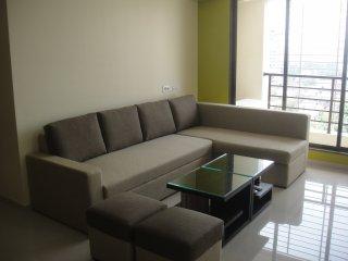 3-BHK fully Furnished Service Apartment at BORIVALI (w), MUMBAI .