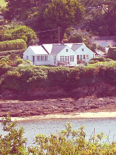 The cottage from Messack Point