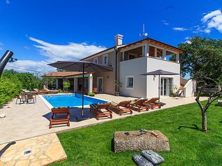Villa Cynara with private pool in natural setting near Pula