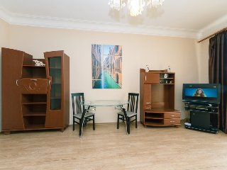 Two bedrooms. 17 Khreshchatyk, Centre of Kiev