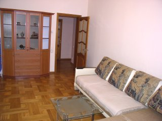 Two-room. 12b Pushkins'ka St. Centre of Kiev