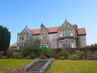 Berthlwyd Hall | Great Escapes Wales