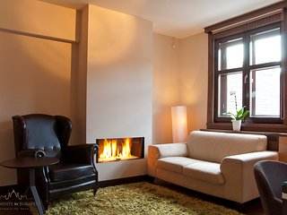 Budapest V. kerulet Apartment Sleeps 6 with Air Con and WiFi - 5628532