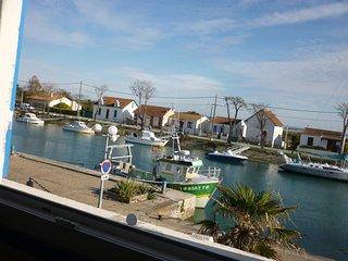 Duplex  6 pers  vue sur mer avec grande terrasse