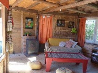 Cabaña en Punta Negra, zona muy tranquila