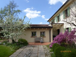 Granello Holiday Home Sleeps 7 with Air Con and WiFi - 5628566