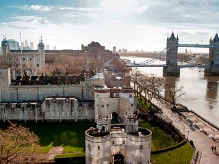 One Bedroom apartment Directly overlooking the Tower of London