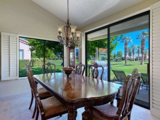 NEW LISTING! Shoal Creek Retreat Palmer Residence PGA West Golf Course View