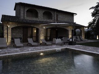 4 bedroom Villa in Querce, Umbria, Italy : ref 5229403