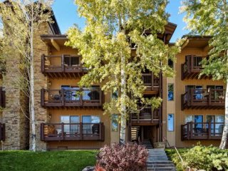 Snowmass Mountain Views from Balcony. Hot Tub, Fireplace, Parking, On Shuttle, 2