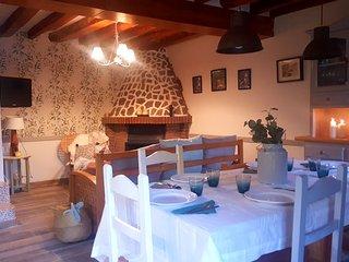 Casa rústica en pleno corazón del Parque Natural Barranco del Río Dulce