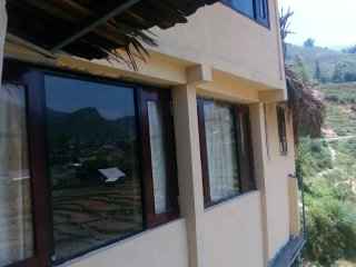 Amica House, new ghuesthouse in Muong Hoa Valley