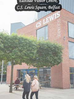 Eastside Visitor Centre, CS Lewis Square