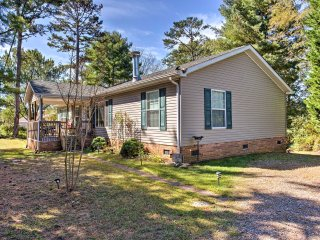 Beautiful 3BR Weaverville Home w/ Private Deck!