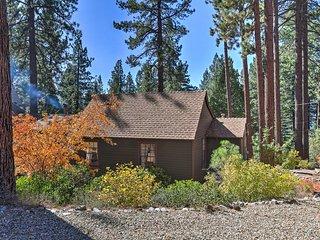 Glenbrook-Area Cabin w/Porch- Close to Lake Tahoe!