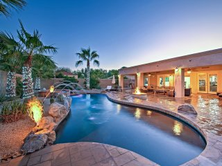 Modern 4BR Indio Home w/ Saltwater Pool!