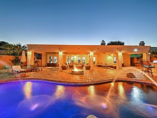 Indio Home w/Saltwater Pool - 5 Mins to Coachella!